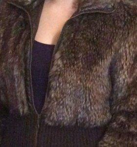 Стильная куртка-шубка 🌺