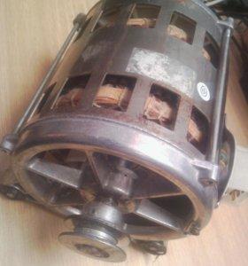 Электропривод на ремень -передачу 220в