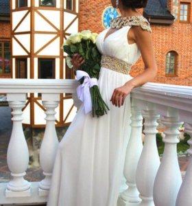 Платье вечерние , свадебное