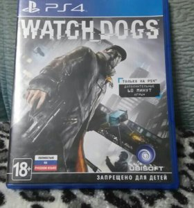 Watch Dogs  на Ps4