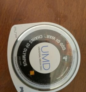 Psp umd GoW chains of Olympus