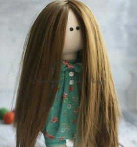 Кукла интерьерная. Высота 30 см.
