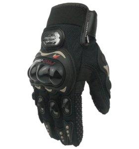 Мото перчатки ProBiker. Touch screen.