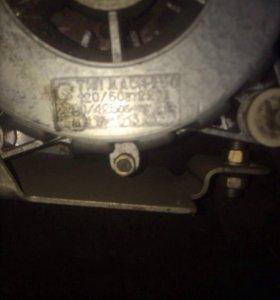 Двигатель индукционный