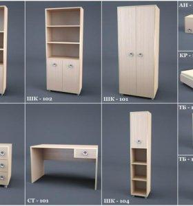 Детская мебель модулями