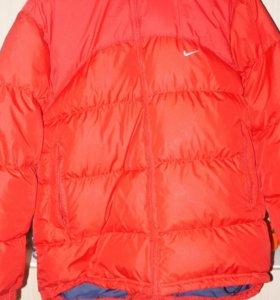 Пуховик зимний Nike