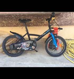 Детский велосипед b.twin (Италия)