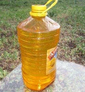 Отработанное растительное масло