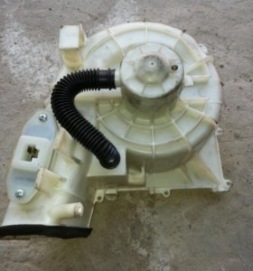 Мотор вентилятора печки Nissan X-trail