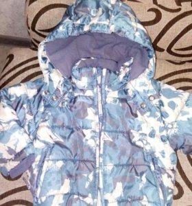 Куртка на осень H@M