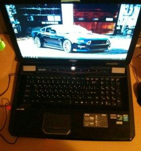 Игровой ноутбук MSI GT 70 2oc-442ru