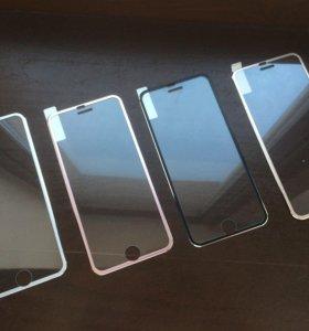 iPhone 6/6S 3D защитные стекла