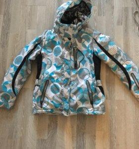 Горнолыжная куртка от Solomon