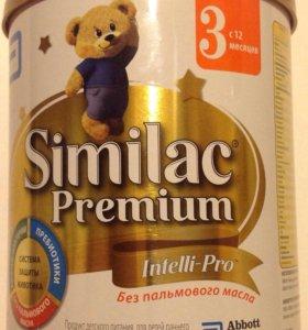 Similac Premium 3 ж/б 400 грамм