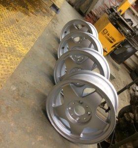 Кованные диски R13 для автомобилей ВАЗ