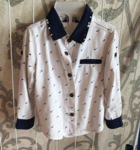 Рубашка 12мес