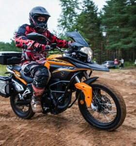 Мотоцикл 250 ZONGSHEN RX3
