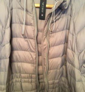 Куртка,пух,р52-54-56