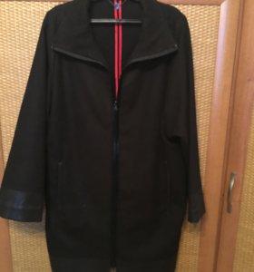 Пальто,р48-50,весна,дл 90см