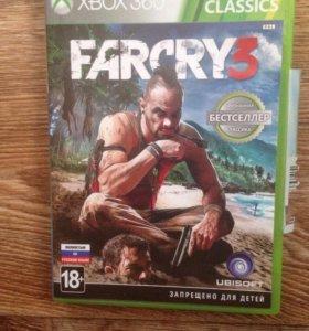 FARCRY 3 для Xbox 360