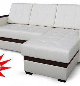 Угловой диван Без барной стойки