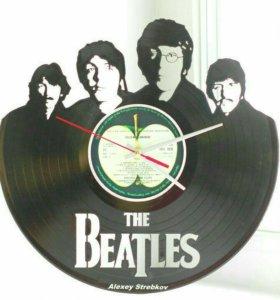 """Оригинальные часы """"Beatles"""""""