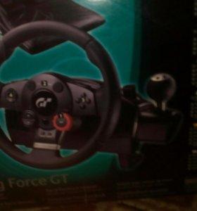 Игровой руль Driving Force GT