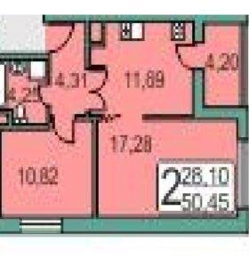 Срочно продам 2-к квартиру в ЖК Вертикаль