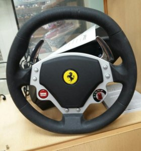 Игровой руль Ferrari f430