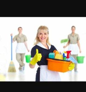 Професиональная уборка