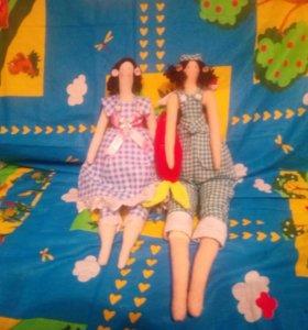 Кукла - тильда