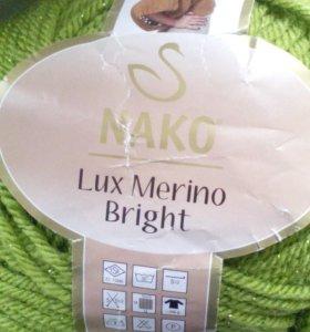 Пряжа Nako, нитки, для вязания