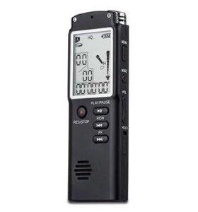 Диктофон 3-8 см плеер