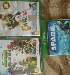 Продам диски на Xbox 360 и на Xbox one.