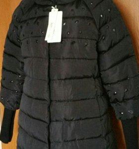 Пальто зима новая