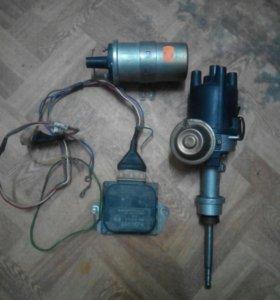 Электроное зажигание ваз 2107