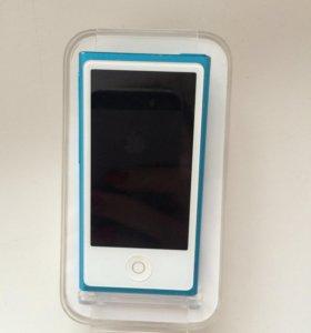 iPod nano 7  16 GB blue