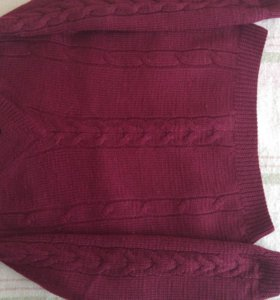 Джемпер свитер детский на 8- 10 л