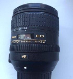 Объектив Nikon 24-85mm f/3.5-4.5
