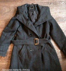Женское пальто еврозима