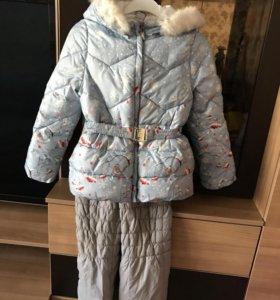 Комплект зимний