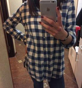 Рубашка H&M, размер 34