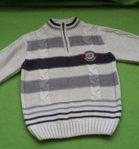 Новый свитер детский