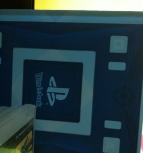 PS3 Super Slim, Wonderbook, 10 игр, Moive и камера