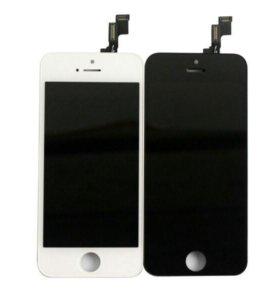 Дисплей iphone 5 / 5s / 6 экран стекло айфон