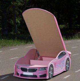 Кровати-машинки детские кровати