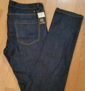 Новые мужские джинсы,  р-р 34