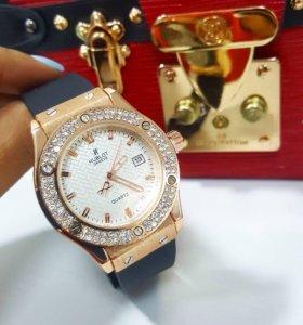 Женские часы Хублот⌚️