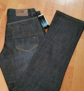 Новые мужские джинсы,  р-р 32