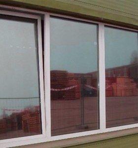 Тонировка окон, балконов, лоджий! Недорого!